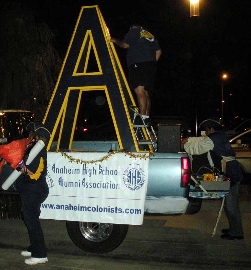 2013 Anaheim Halloween Parade